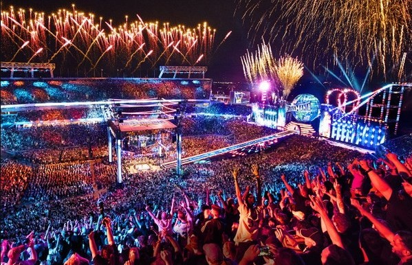 WWE has not yet decided what will be the main event of WrestleMania 35