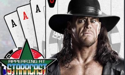 The Undertaker will make a special appearance in Starrcast II