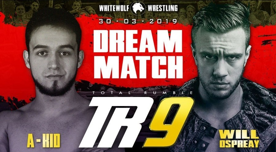 A-Kid will face Will Ospreay in Total Rumble 9