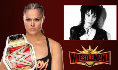 Joan Jett will interpret Ronda Rousey's theme at WrestleMania 35