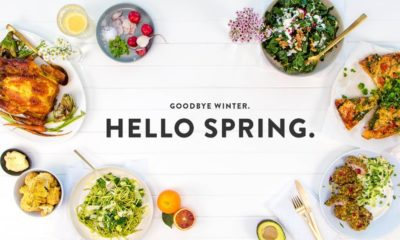 Seasonal foods that you should eat this spring