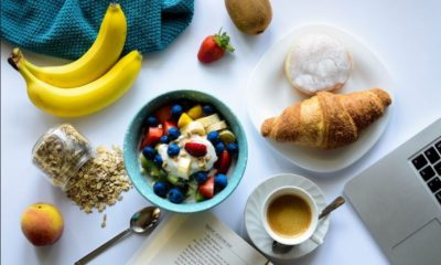 What is the best time in the morning for breakfast?