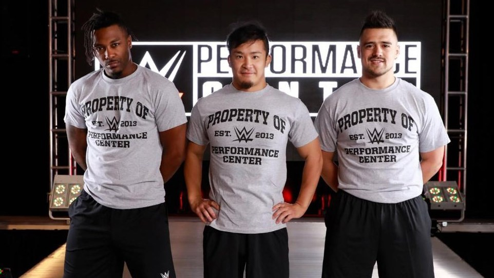 WWE announces three new additions to the Performance Center