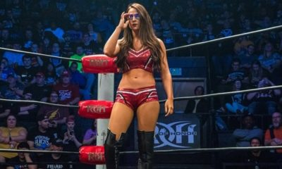 Tenille Dashwood becomes a free agent