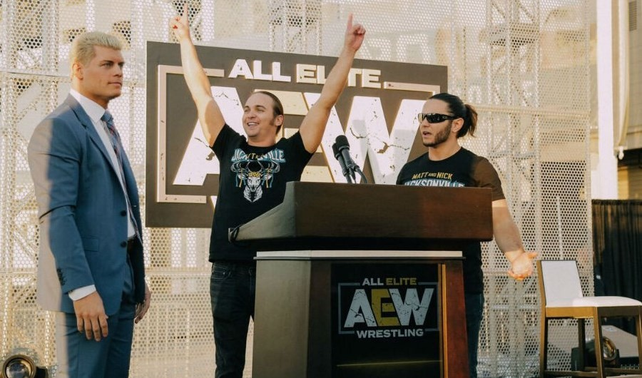 AEW will have to pay to be able to broadcast its programming on TNT