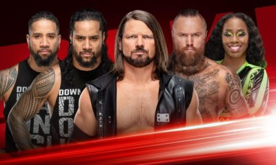 WWE Monday Night Raw April 22, 2019 Preview