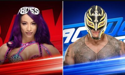 WWE confirms two matches for the Superstar Shake-Up