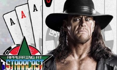 The Undertaker and Kurt Angle will not finally appear in Starrcast 2019