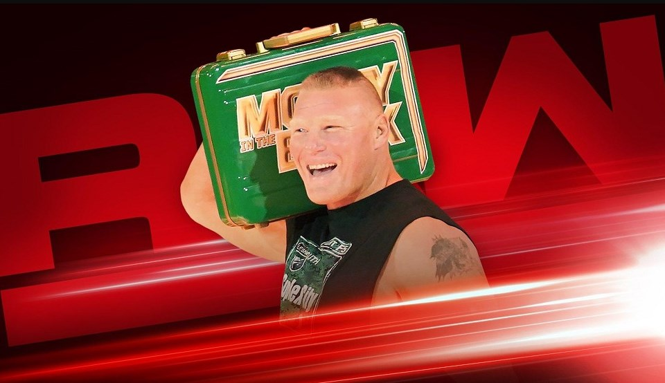WWE Monday Night Raw May 27, 2019 Preview