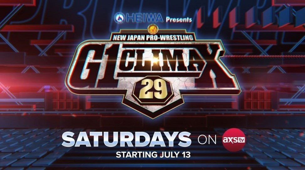 NJPW and Women of Wrestling will air on Saturdays on AXS TV