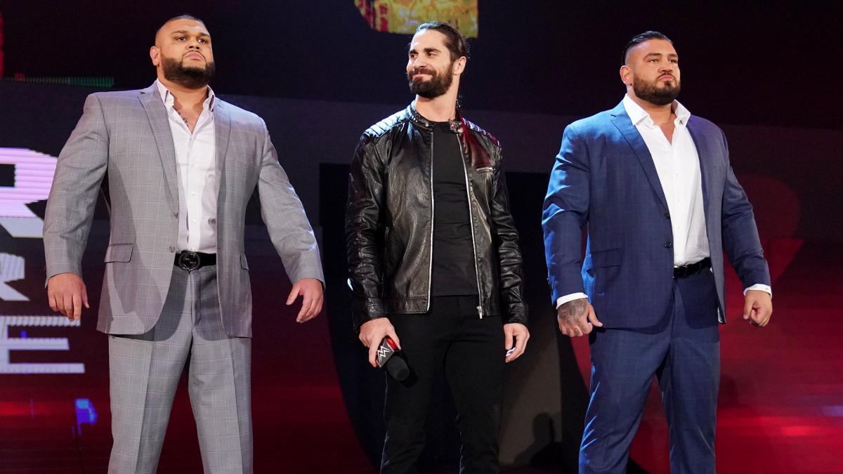 Seth Rollins' heel turn and the AOP