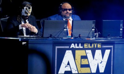 AEW Second Show Possibilities